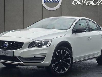 gebraucht Volvo S60 CC D4 Summum NP: 56.700,- / EU6 / BLIS