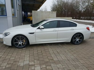 gebraucht BMW M6 Gran Coupe Competition 600PS