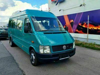 gebraucht VW LT 46 2.8TDI Reise Bus 15+1 Sitze *Klima*