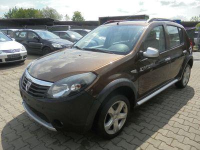 gebraucht Dacia Sandero Stepway II. Euro5