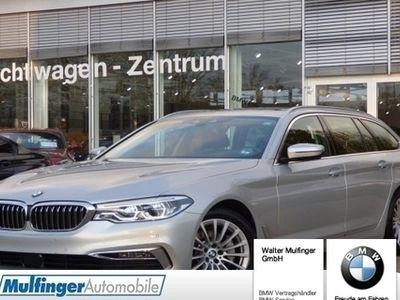 gebraucht BMW 530 d xDr.T.Sp-A.DrvAs+ACC HUD Leder Kamera PanoD