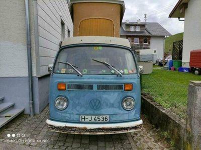 gebraucht VW T2 b Wohnmobil