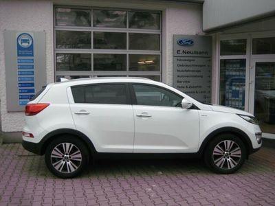 gebraucht Kia Sportage Platinum Edition 4WD