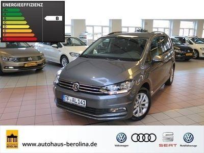 gebraucht VW Touran 1.6 TDI BMT SCR Comfortline DSG Navi,PDC,