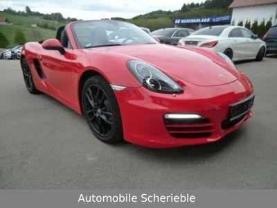 "gebraucht Porsche Boxster 19"" / Navi / Xenon"