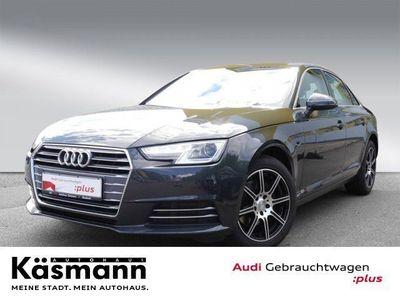 gebraucht Audi A4 Limousine sport 2.0 TDI 110 kW (150 PS) S tronic