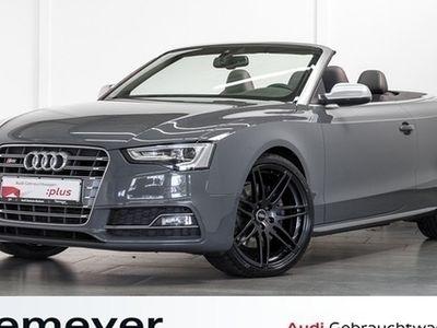 gebraucht Audi S5 Cabriolet 3.0 TFSI B&O LM20 ACC AHK S-SITZE DAB+