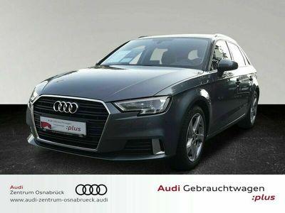 gebraucht Audi A3 Sportback 1.0 TFSI sport Navi SHZ GRA Xenon plu...