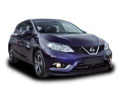 gebraucht Nissan Pulsar Acenta Sitzheizung WinterrÀder
