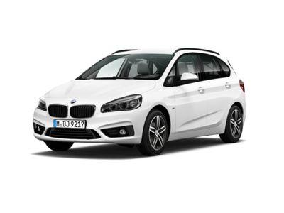käytetty BMW 218 Active Tourer d Sport Line