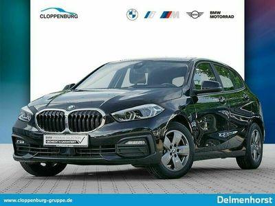 gebraucht BMW 118 d Advantage LED WLAN Tempomat Klimaaut. Shz