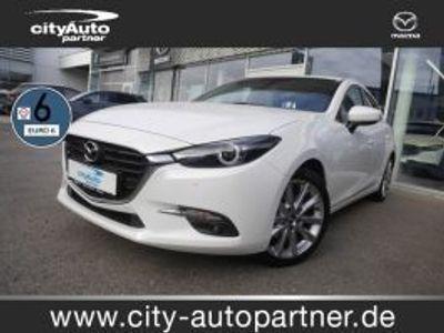 gebraucht Mazda 3 2.0 SKYACTIV-G 120 BM Sports-Line