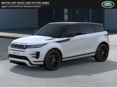 gebraucht Land Rover Range Rover evoque R-Dynamic S 180PS EU6d-T Leder LED Navi Keyless GO e-Sitze Rückfahrkam.