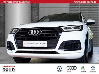 gebraucht Audi Q5 Design (AHK,PDC,SHZ,DAB,SH,NAVI,LED,Virtual cockp