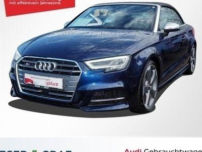 gebraucht Audi S3 Cabriolet 2.0 TFSI qu. S tr. ACC+MATRIX+VIRTU
