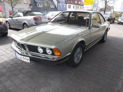 gebraucht BMW 630 CS H-Zulassung Handschalter Traumzustand !