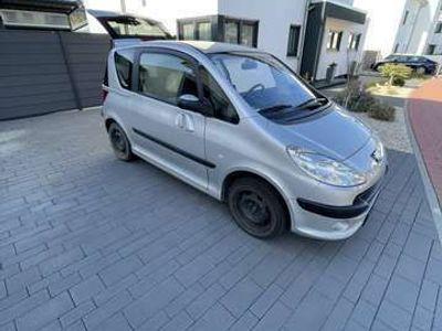 gebraucht Peugeot 1007 75 Premium