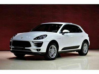 gebraucht Porsche Macan S Diesel*INTERIEUR-PACK*PCM*XENON*1.HAND*