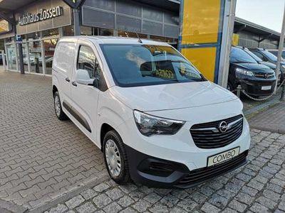 gebraucht Opel Combo Cargo 'Edition' 1.5 D Parkpilot Trennwand Holzboden