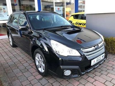 gebraucht Subaru Outback 2.0D Lineartronic Active