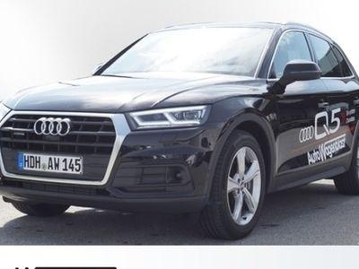 gebraucht Audi Q5 2.0TFSI quattro ACC+LED+LUFT.+MATRIX-LED+NAVI