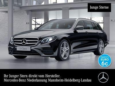 gebraucht Mercedes E220 T AMG Pano COMAND LED Kamera Totwinkel PTS