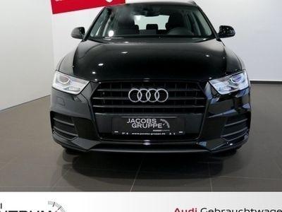 gebraucht Audi Q3 2.0 TDI basis Euro 6, Connectivity-Paket,
