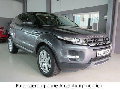 gebraucht Land Rover Range Rover evoque 2,2D Aut.4WD PT Standheizung