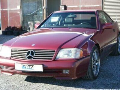 gebraucht Mercedes 300 SL-Klimaa-Hardtop