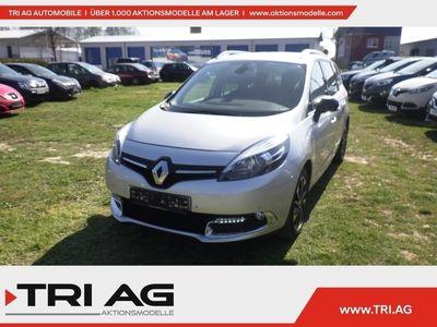 gebraucht Renault Scénic Grand BOSE Edition dCi 130 Navi Keyless Rückfahrkam. PDCv+h LED-Tagfahrlicht