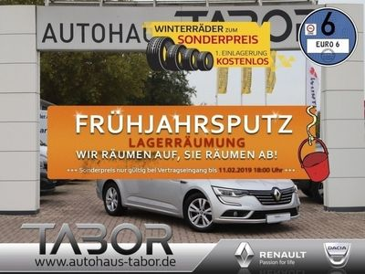 gebraucht Renault Talisman GrandTour 1.6 dCi 130 Life R-Link PDC S