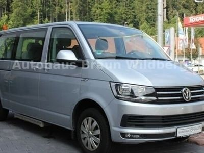 gebraucht VW Caravelle T6Comfortl. LR 8-Sitzer Navi Standhzg