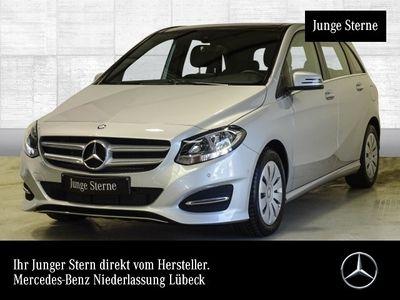gebraucht Mercedes B200 Style Pano Navi Laderaump Sitzh Sitzkomfort