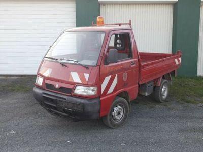 gebraucht Piaggio Porter Kipper 1.3 - TÜV NEU 08/2022