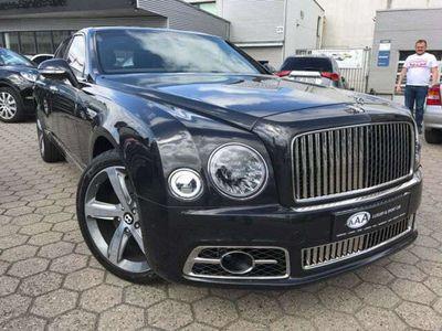gebraucht Bentley Mulsanne Speed First Edition