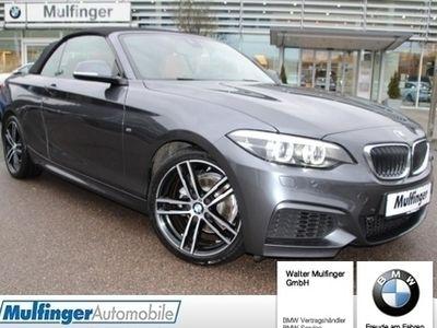 gebraucht BMW 218 i Cabrio M Sport