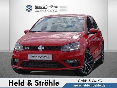gebraucht VW Polo GTI 1.8 TSI DSG LED NAV PDC SHZ GRA DAB+
