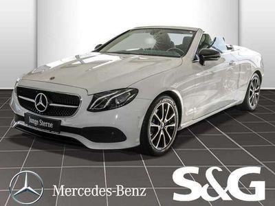 gebraucht Mercedes E200 Cabriolet Avantgarde Airscarf/R.kamera/DAB