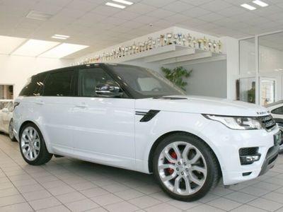 gebraucht Land Rover Range Rover Sport Autobiography Dynamic