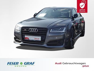 gebraucht Audi S8 plus 4.0 TFSI qu