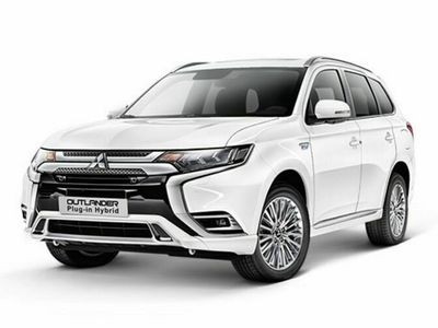 gebraucht Mitsubishi Outlander P-HEV TOP 2.4 Benziner 99 kW (135 PS) 4WD