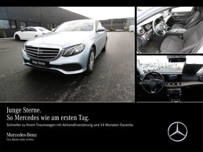 gebraucht Mercedes E220 Navi,PDC,LED,Distronic,Kamera
