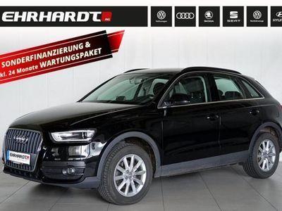 gebraucht Audi Q3 2.0 TDI quattro *AHK*XENON*NAVI*