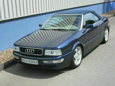 gebraucht Audi 80 B4 2.6 V6 CABRIO ~ LEDER ~ 17 ZOLL ~