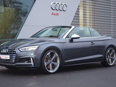 gebraucht Audi S5 Cabriolet 3.0 TFSI quattro tiptronic Navi LED L