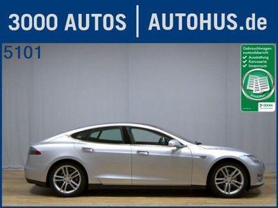 gebraucht Tesla Model S P85 Tech-Paket Navi Leder Pano Xenon