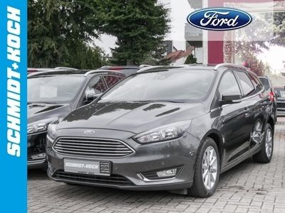 gebraucht Ford Focus Turnier 1.0 EcoBoost Titanium