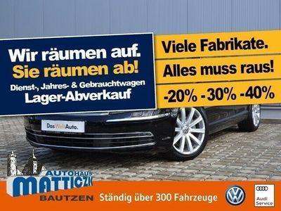gebraucht VW Phaeton 3.0 V6 TDI 4Motion 5-SITZER/LUFT/XENON/N