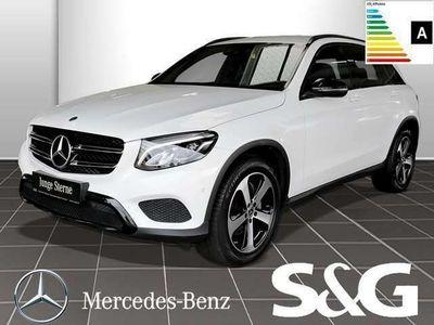 gebraucht Mercedes GLC250 d 4M EXCLUSIVE Night+Comand+AHK+HUD+19+