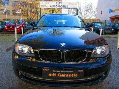 gebraucht BMW 116 116 Baureihe 1 Lim. d, Einparkhilfe, Start/Stopp